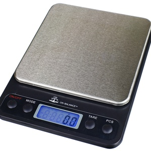 Scale On Balance - Table Top 3000 x 0.1 g